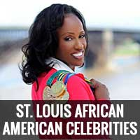 St. Louis African American celebrities