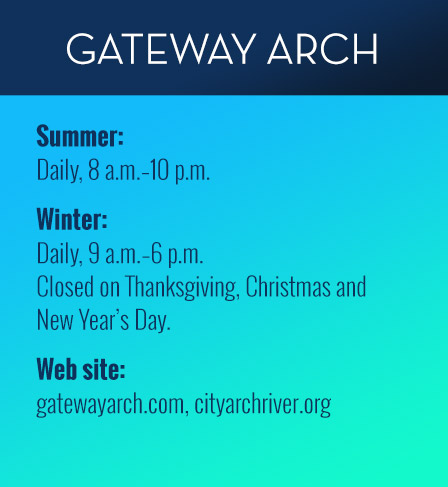 St. Louis, Missouri, Gateway Arch