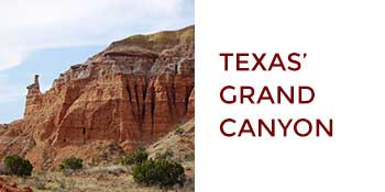 Amarillo, Texas: Texas' Grand Canyon