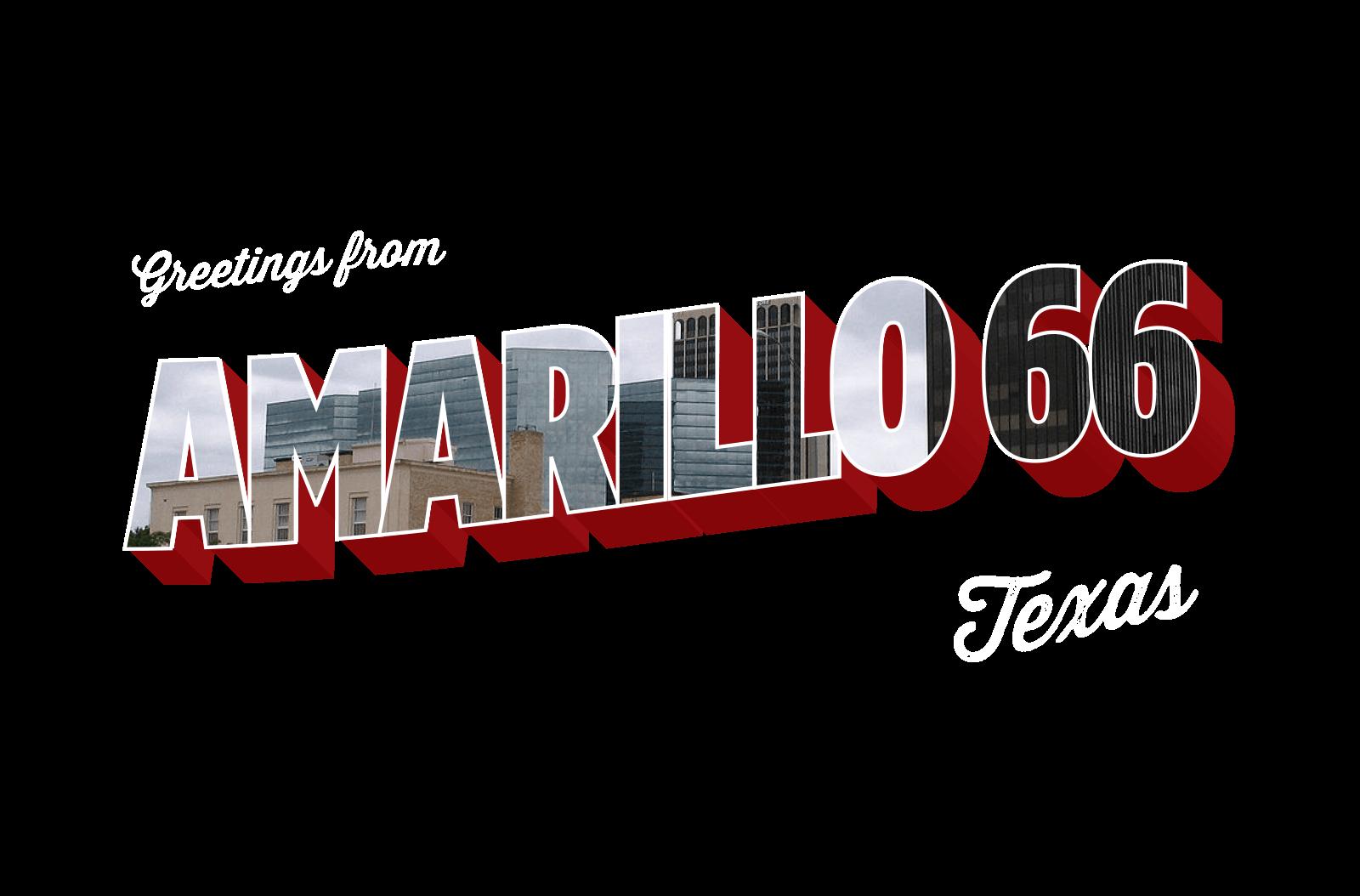 Amarillo, Texas, Route 66
