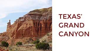 Amarillo, Texas: Texas' Grand Canyon