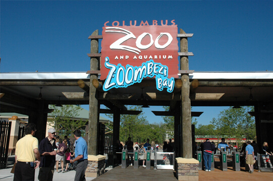 Columbus, Ohio, Roar and Explore, vacation packages, Drury Inn & Suites, Center of Science and Industry, Columbus Zoo, Zommbezi Bay