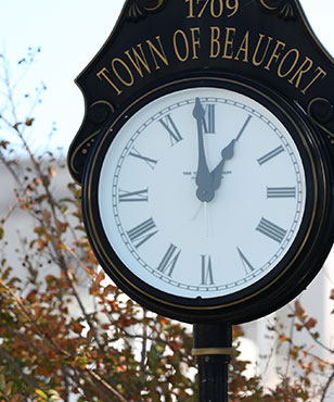 Downtown Beaufort has historic treasures and fun tours