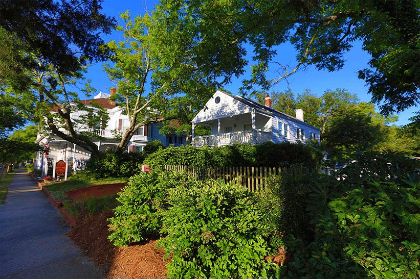 Beaufort, North Carolina, has several quaint bed and breakfasts