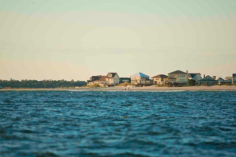 Emerald Isle has breathtaking view of North Carolina's Crystal Coast