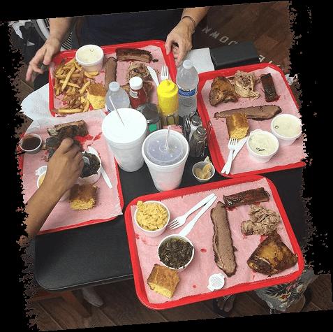 Kissimmee, Florida, barbecue, Fat Boy's, Rosie's Smokin' Hot Bar-B-Que, Big John's Rockin' BBQ
