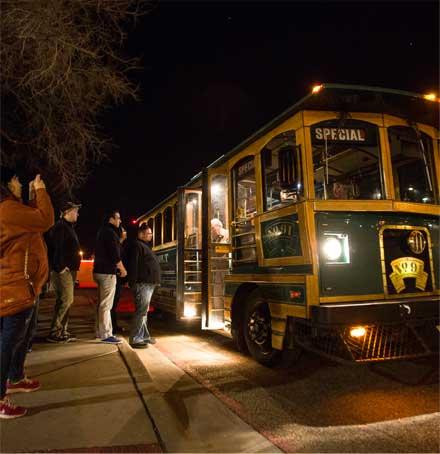 Lubbock, Texas, Citibus Trolley
