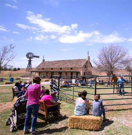 Lubbock, Texas, National Ranching Heritage Center