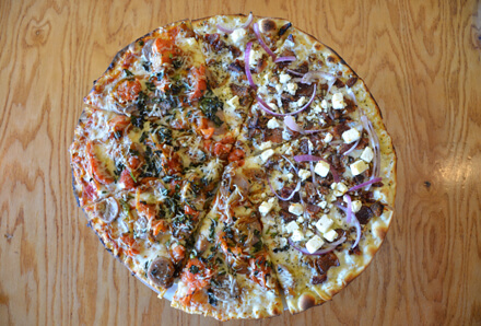 Lubbock, Texas, West Crust Artisan Pizza Pies