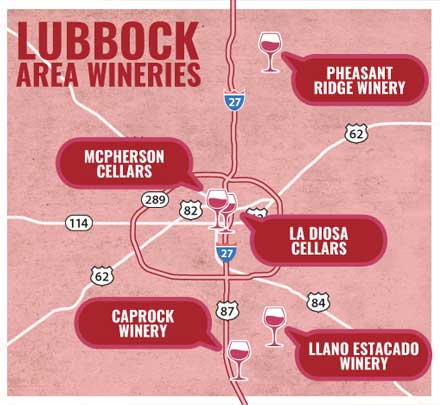 Lubbock, Texas Wineries