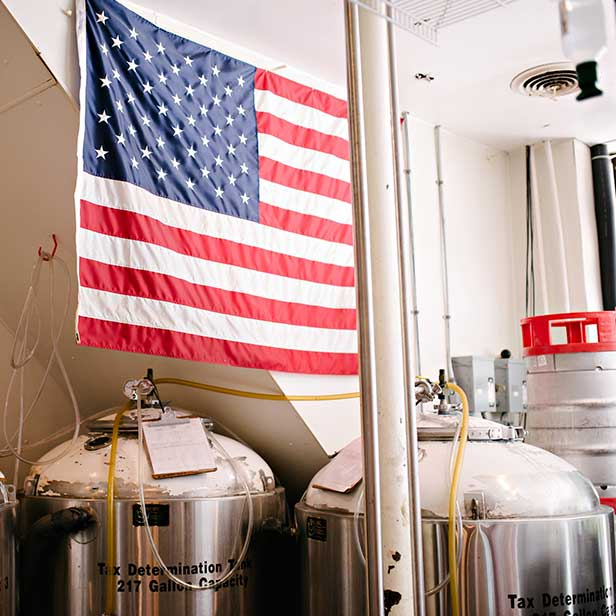 See the inner-workings of Aiken Brewing Company's distilling process.