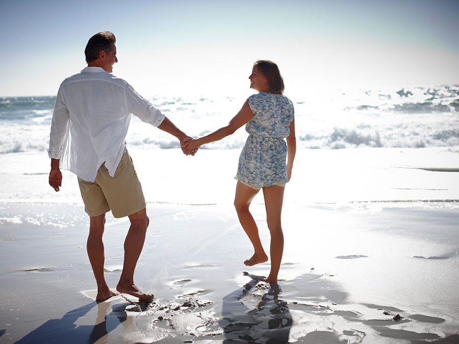 Pawleys Island is, in a word, quiet-perfect for relaxing with a significant other