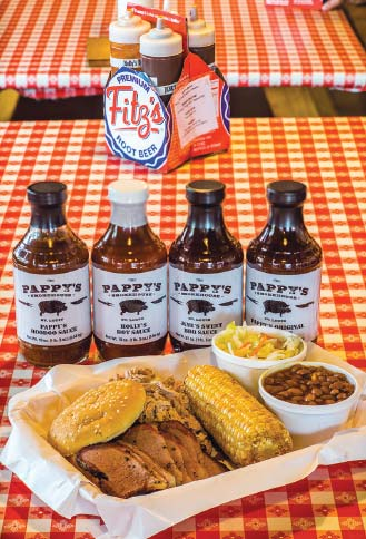 Pappy's Smokehouse, St. Louis, Missouri