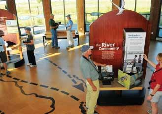 The Audubon Center at Riverlands, St. Louis, Missouri