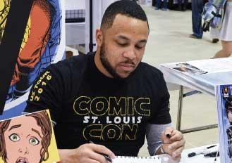 Wizard World Comic Con, St. Louis, Missouri