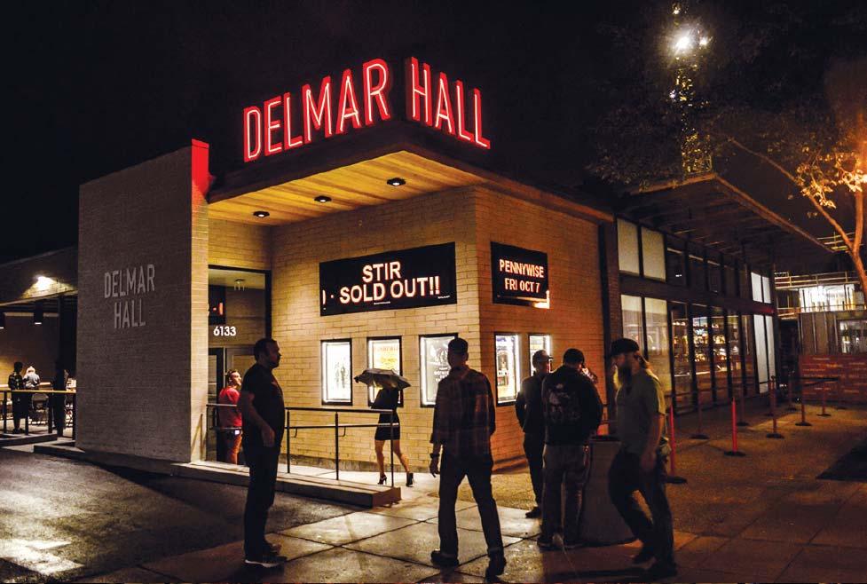 Loop Trolley and Delmar Hall, St. Louis, Missouri