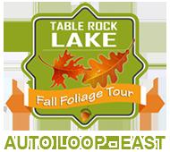 Table Rock Lake Fall Foliage Tour - East Loop