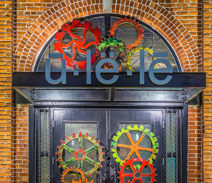 Relax with local cuisine at Ulele in Tampa Bay, FL