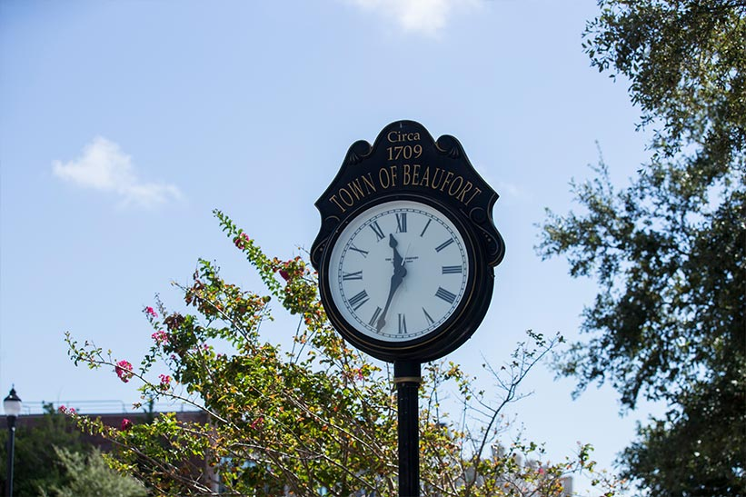 Downtown Beaufort, on North Carolina's Crystal Coast, has historic treasures and fun tours.