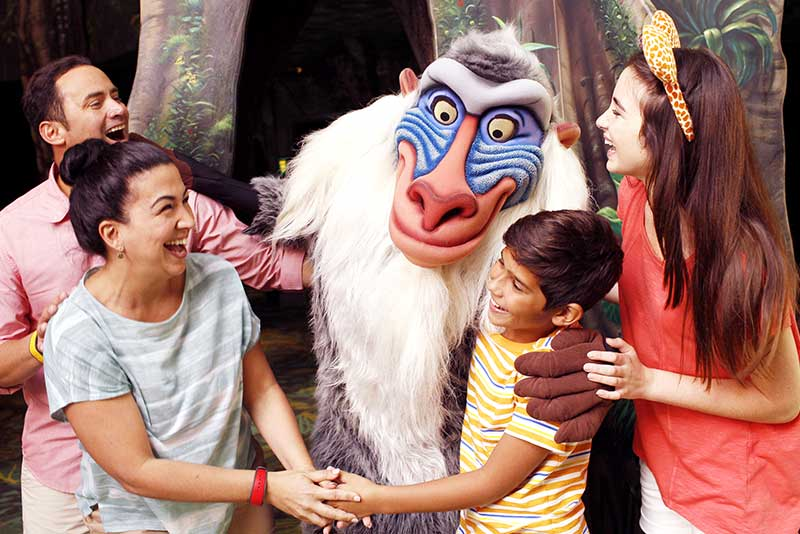 Rafiki's Planet Watch at Disney's Animal Kingdom near Kissimmee, Florida