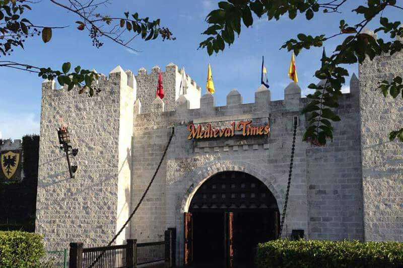 Medieval Times in Kissimmee, Florida