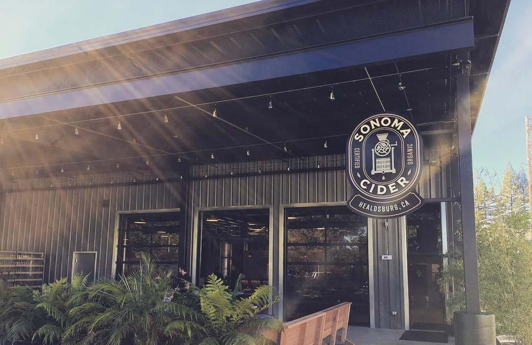 Sonoma Cider in Santa Rosa, California