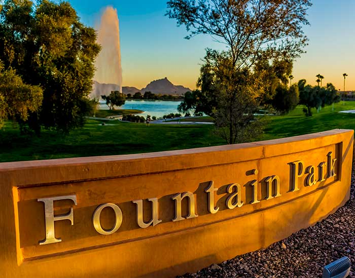 The Fountain, Fountain Park, Fountain Hills, Arizona