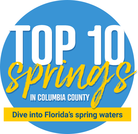 Top 10 Springs in Columbia County