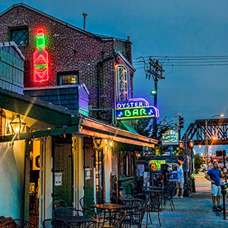 Broadway Oyster Bar