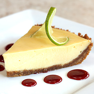 Key Lime pie, Cyrano's