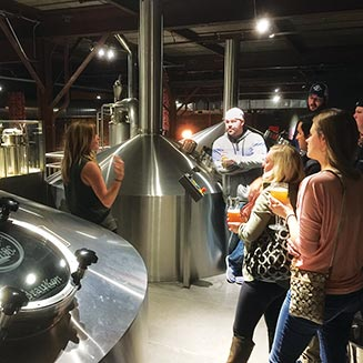 Crooked Craft Brew Tours, courtesy of Crooked Craft Brew Tours