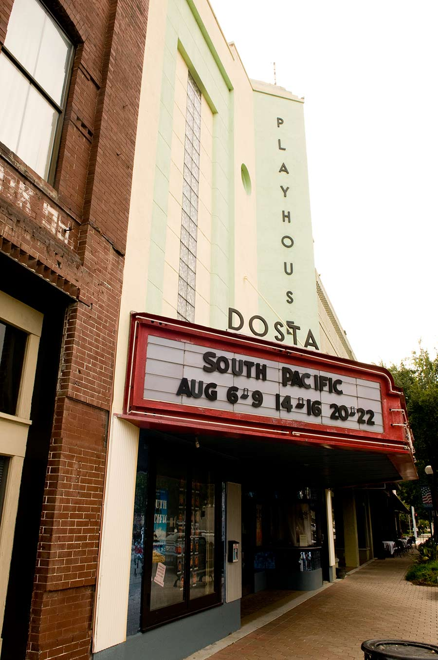 c31254d4c818db Visit the historic Dosta Playhouse in Valdosta