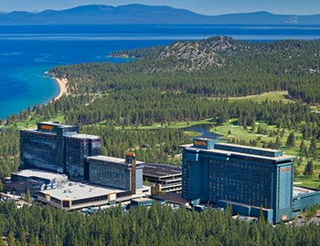 Harrah's and Harveys Lake Tahoe