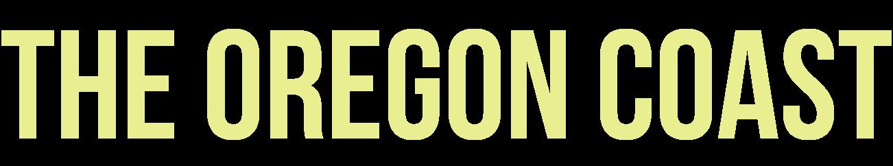 The Oregon Coast logo