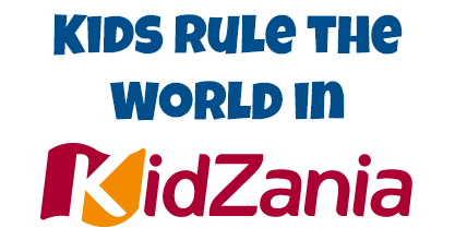 Kids rule the world in KidZania, picture of a cartoon dag with a star headband on.