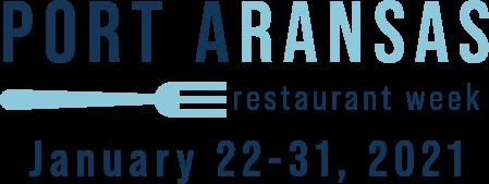 Port Aransas Restaurant Week