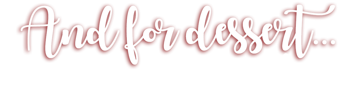 And for Dessert logo