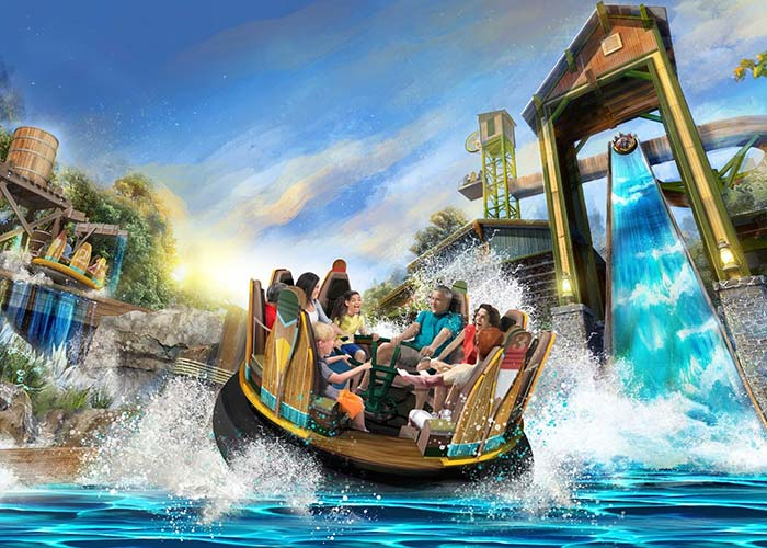 Experience all the new rides at Silver Dollar City