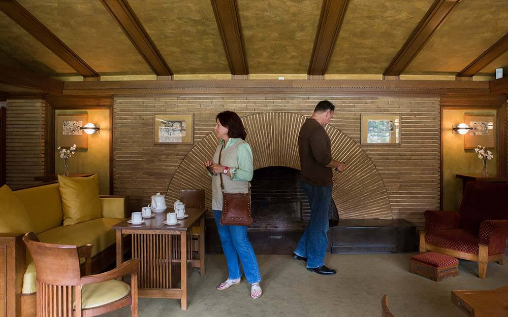 Frank Lloyd Wright's Martin House Complex in Buffalo has evolved into one of the city's top attractions following a lengthy restoration and is a shining example from the architect's Prairie Period.