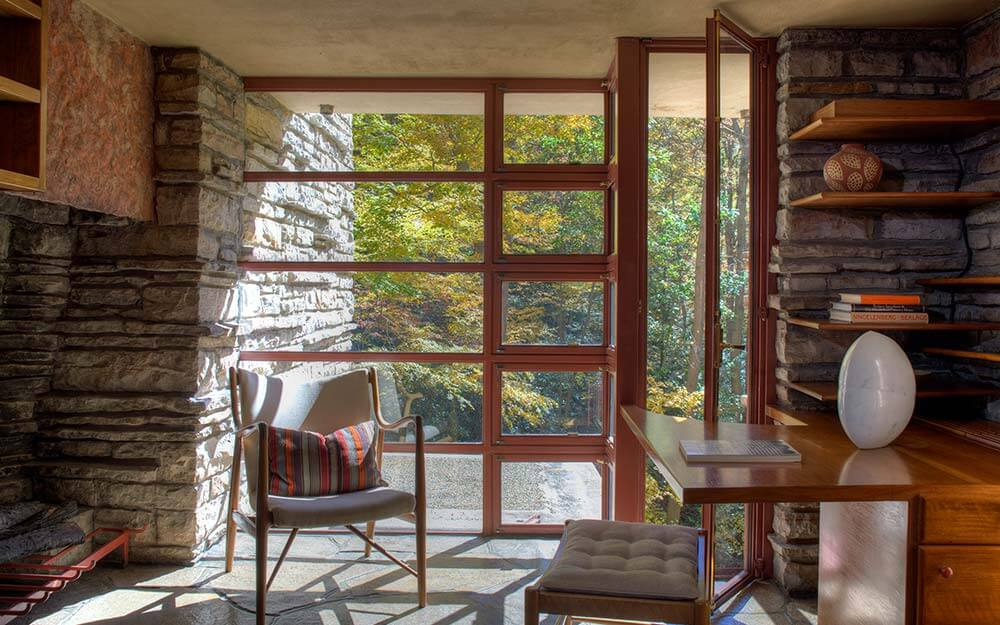 The Western Pennsylvania Conservancy has owned Fallingwater since 1963, allowing the public to tour it for decades.