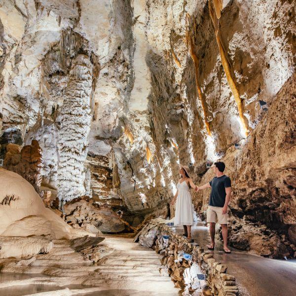 new-braunfels natural bridge caverns